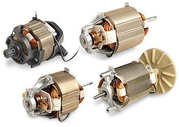 ES - (Open Frame) Universal Motors