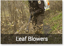 Mamco Motors Applications - Leaf Blowers & More
