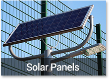 Mamco Motors Applications - Solar Panels & More