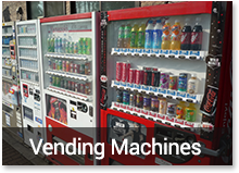 Mamco Motors Applications - Vending Machines & More
